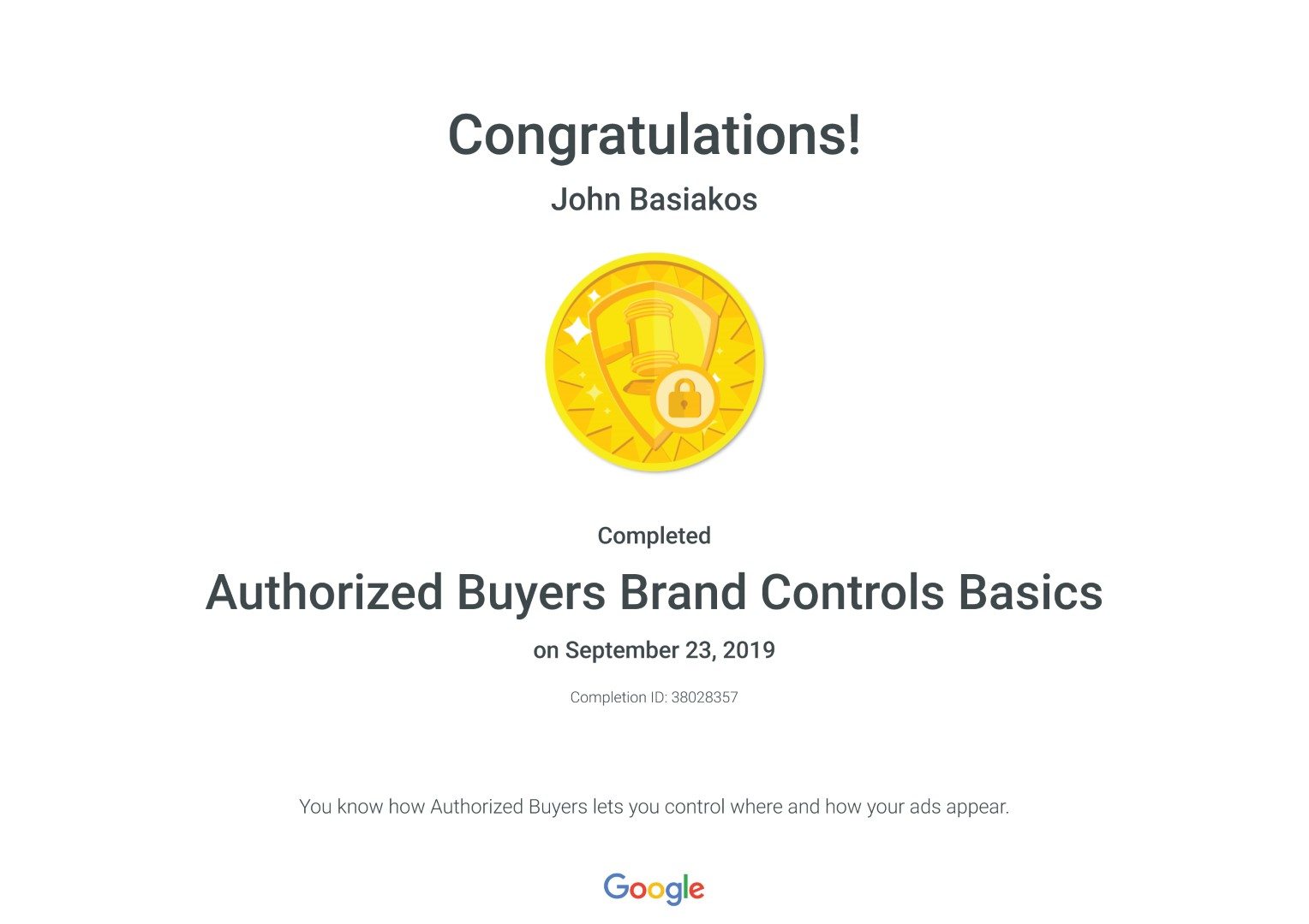 Authorized Buyers Brand Controls Basics _ Google