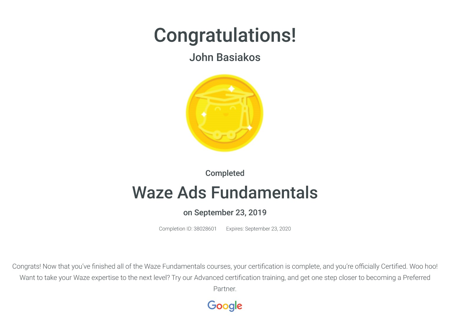 Waze Ads Fundamentals _ Google