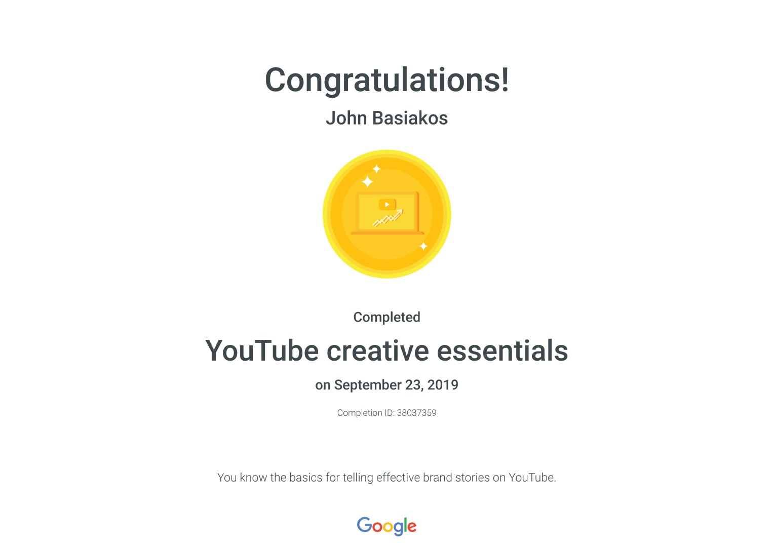 YouTube creative essentials _ Google